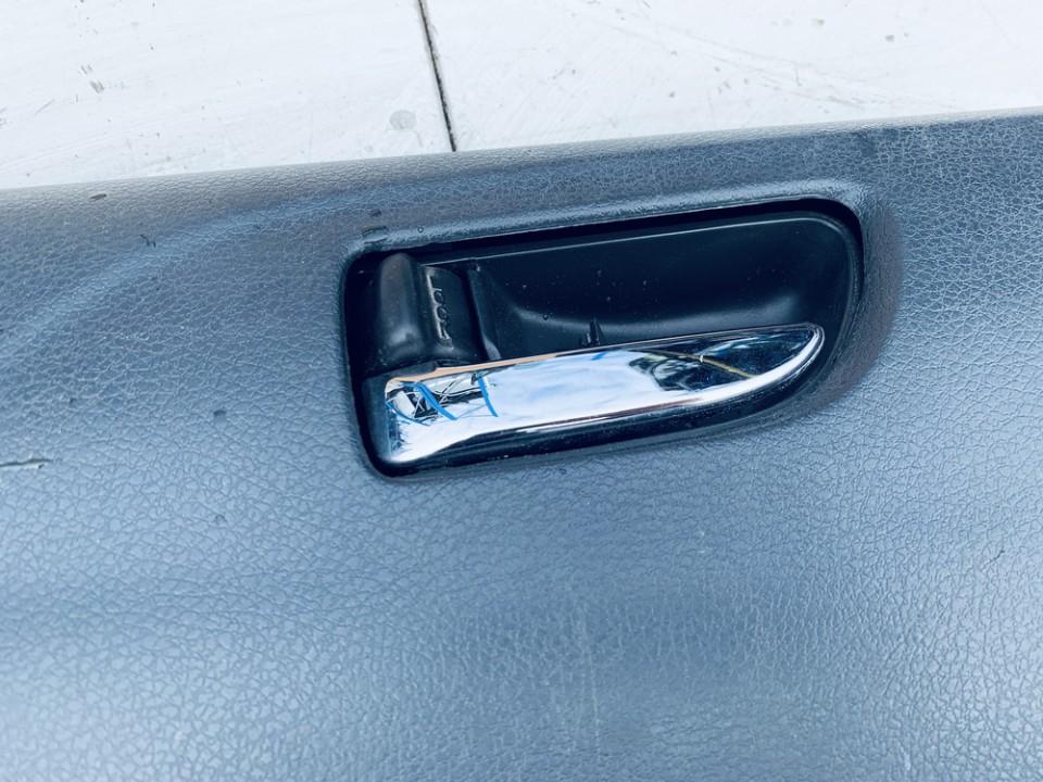 Duru vidine rankenele G.K. Subaru Impreza 2009    2.0 used