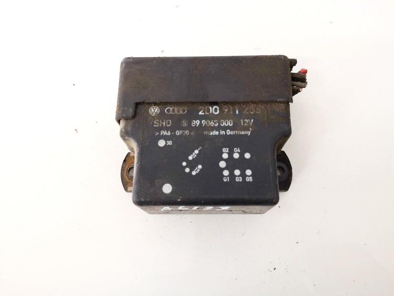 Glow plug relay Volkswagen LT 1999    2.5 2d0911253