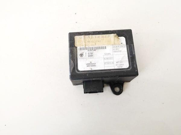 Immobiliser ECU Volkswagen LT 1999    2.5 2d0953257