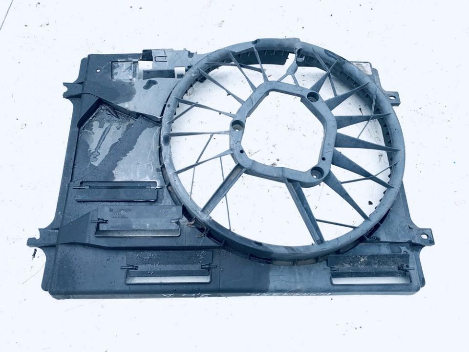 Difuzoriaus remas (ventiliatoriaus remas) Seat Alhambra 2009    2.0 7m3121207d