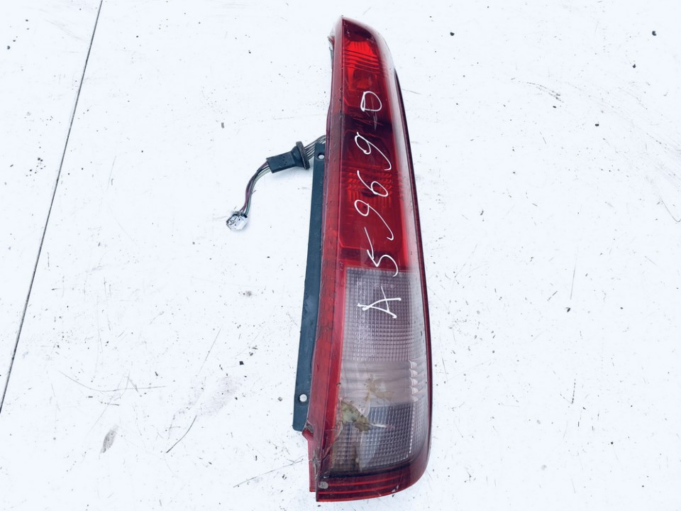 Tail Light lamp Outside, Rear Right Nissan X-Trail 2005    2.2 used