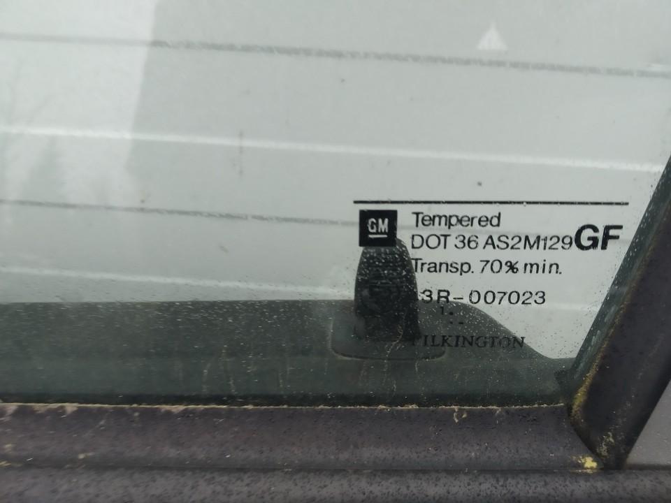 Door-Drop Glass front left Opel Astra 2002    2.0 used
