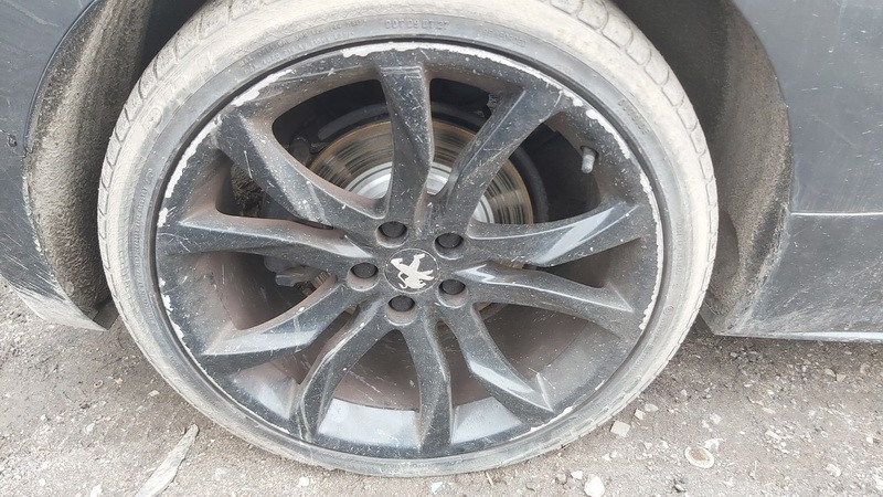 Wheels kit R19 Peugeot RCZ 2011    1.6 used