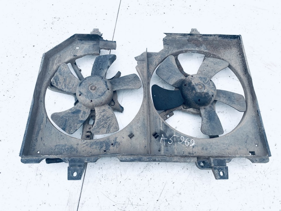 Difuzorius (radiatoriaus ventiliatorius) Nissan X-Trail 2005    2.2 used