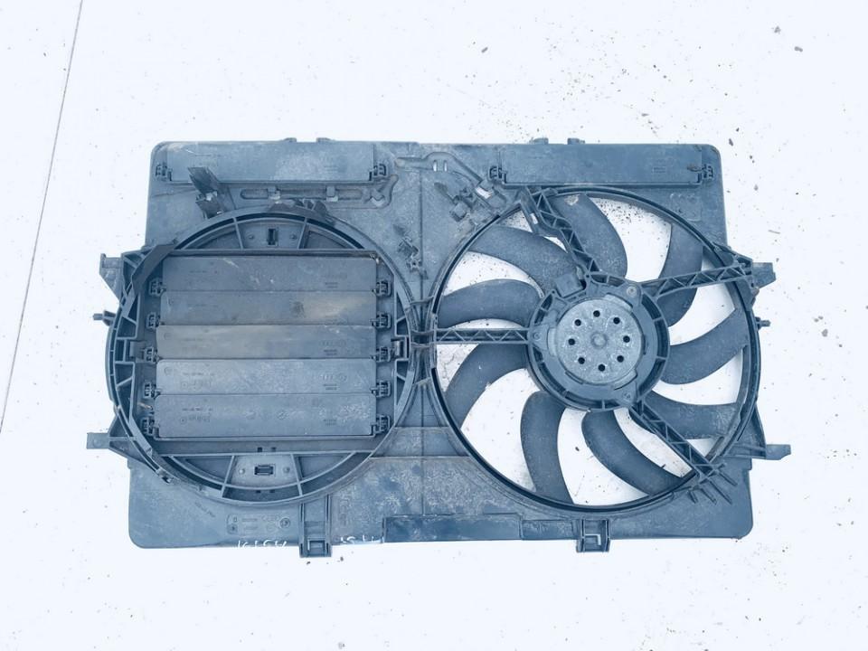 Difuzorius (radiatoriaus ventiliatorius) Audi A4 2009    2.0 8k0121003l
