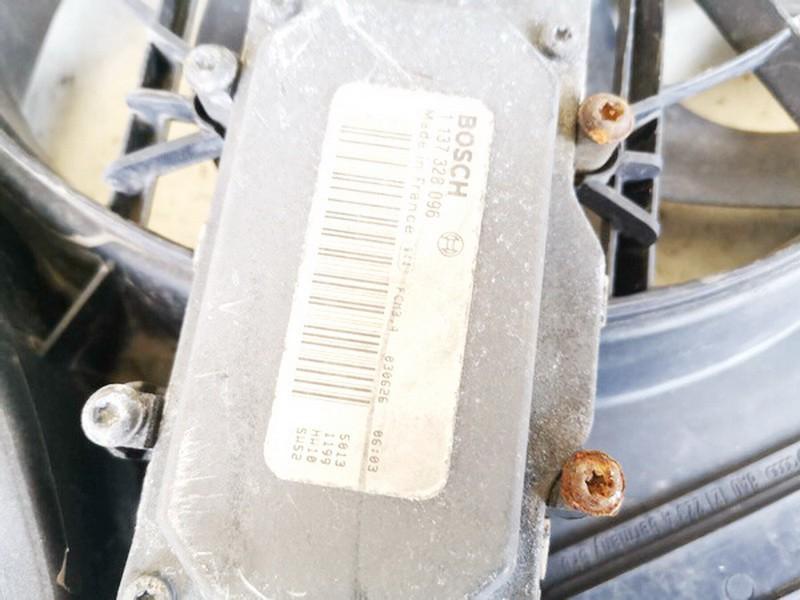 Blower Fan Regulator (Fan Control Switch Relay Module)  Porsche Cayenne 2003    4.5 1137328096