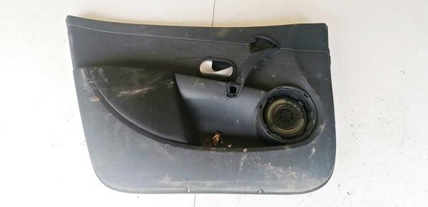 Duru apmusimas (apdaila-absifkes) P.K. Renault Clio 2005    0.0 21780021G