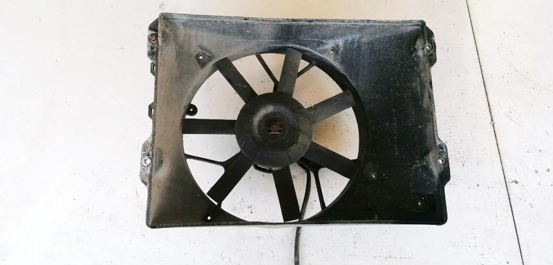 Difuzorius (radiatoriaus ventiliatorius) Renault Master 1996    2.5 7700748173
