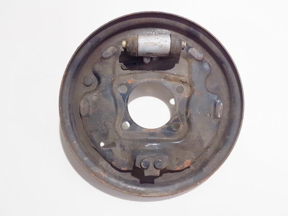 Stabdziu disko apsauga galine kaire (G.K.) Toyota Yaris 2003    0.0 4753552010