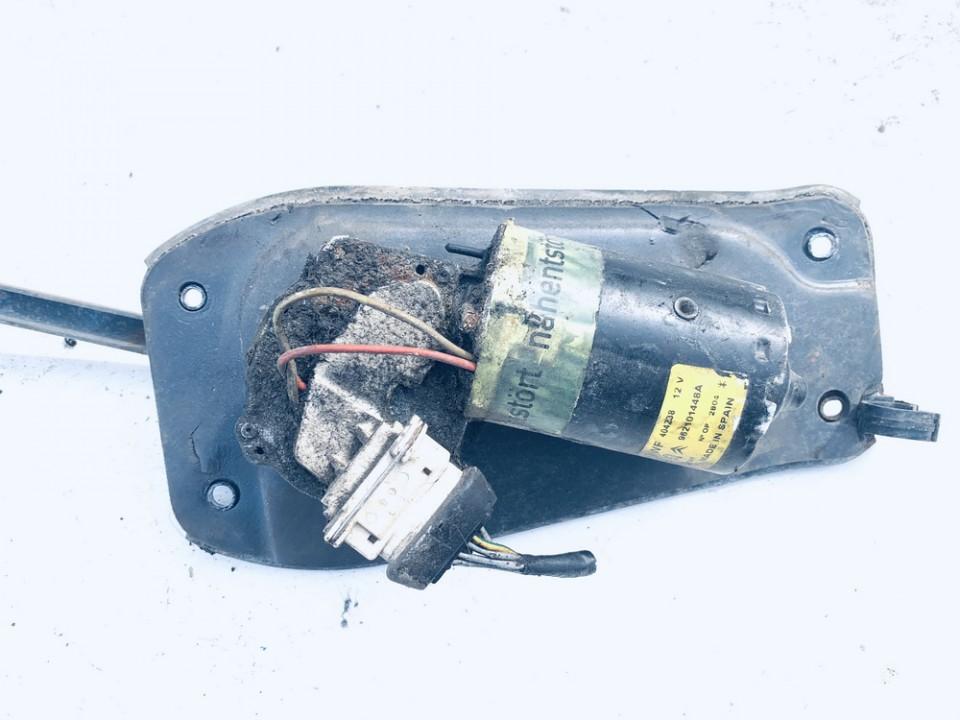 Priekinis langu valytuvu varikliukas Citroen Berlingo 1997    1.9 962101448a