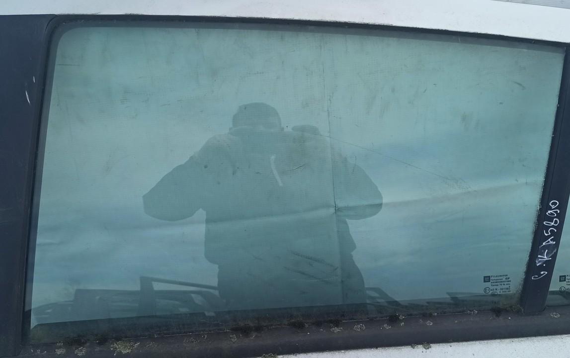 Opel  Astra Door-Drop Glassrear left