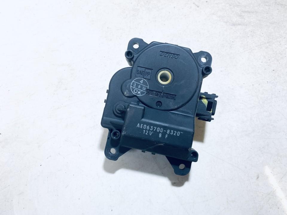 Heater Vent Flap Control Actuator Motor Mitsubishi Colt 2005    1.3 ae0637008320