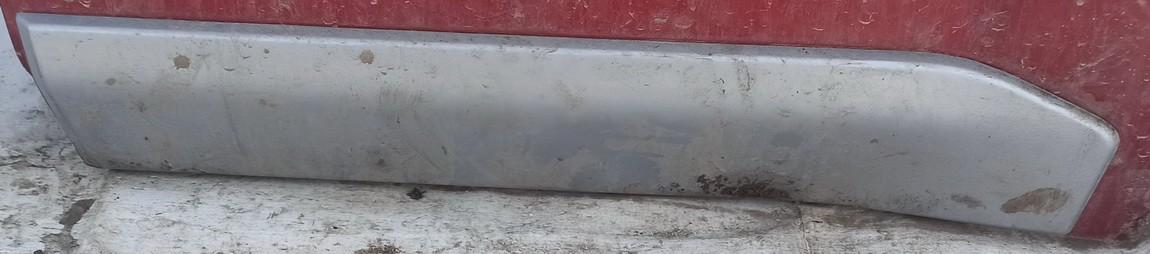 Duru moldingas isorinis G.K. Mitsubishi Outlander 2008    2.0 Raudona