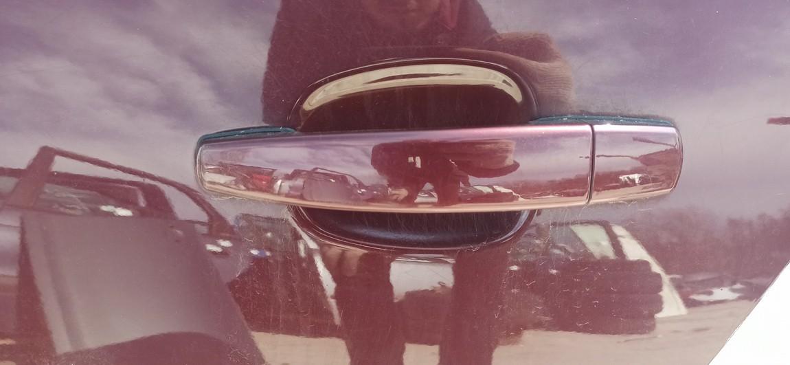 Duru isorine rankenele G.K. Opel Vectra 2004    2.2 Raudona