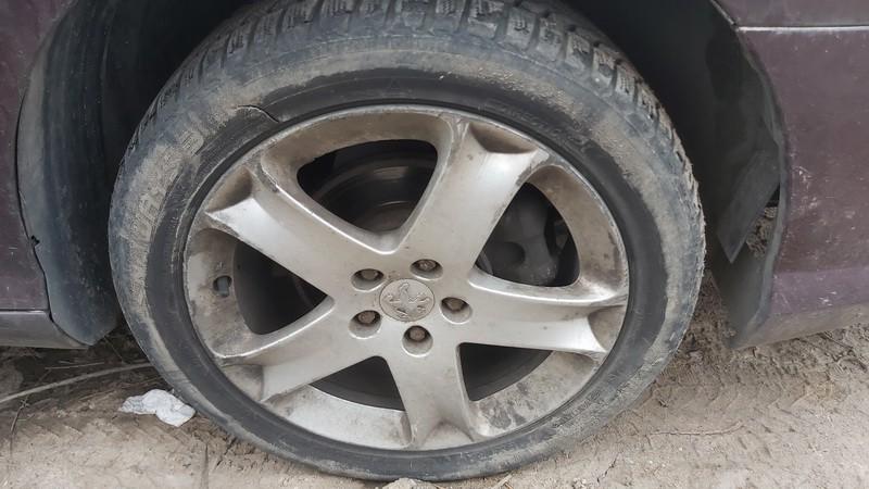 Lietu ratu komplektas R17 Peugeot 407 2005    2.0 used