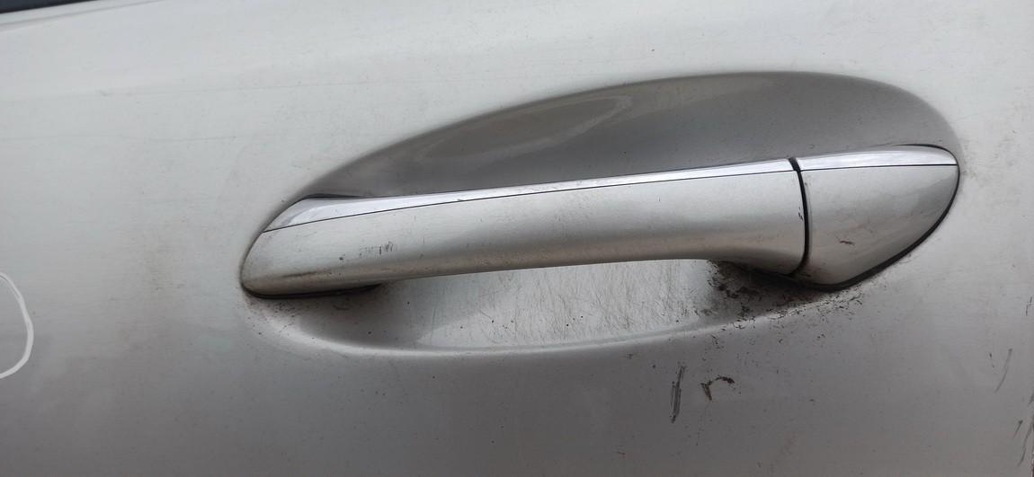 Duru isorine rankenele P.K. Mercedes-Benz E-CLASS 2004    2.7 Sidabrine
