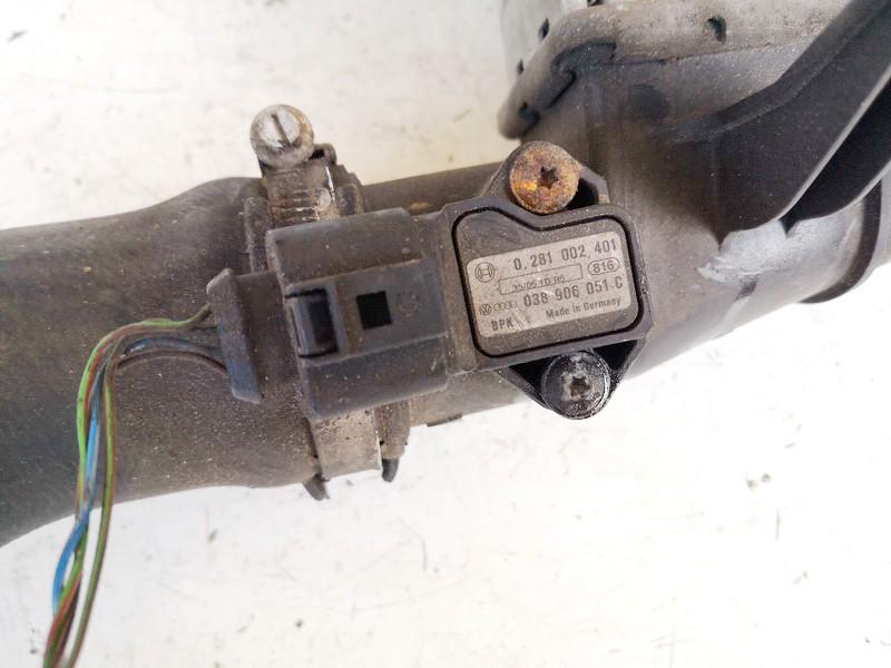 Air Pressure MAP Sensor Manifold Boost Audi A4 2005    2.0 038906051c