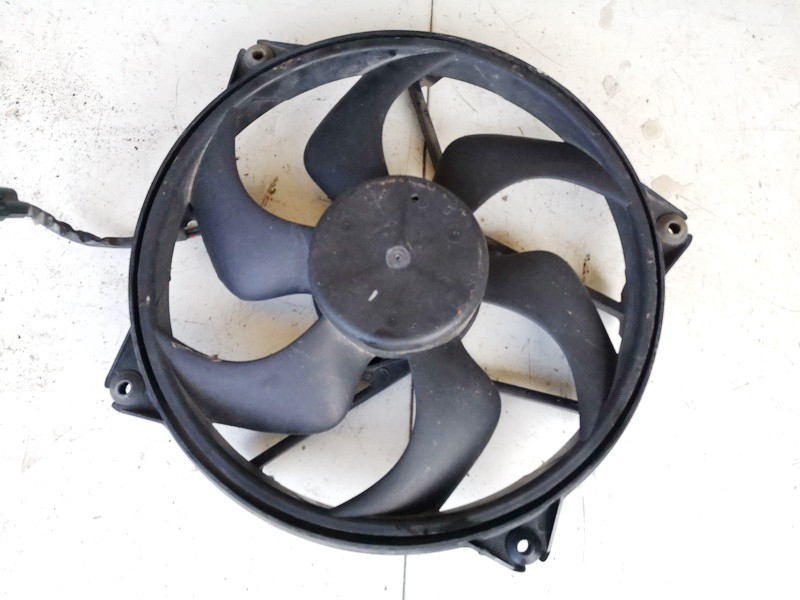 Difuzorius (radiatoriaus ventiliatorius) Peugeot 307 2004    1.6 1831294016d
