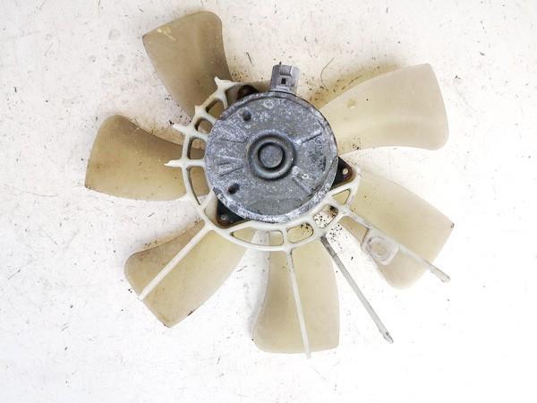 Difuzorius (radiatoriaus ventiliatorius) Toyota Yaris 2005    1.0 ms1680003540