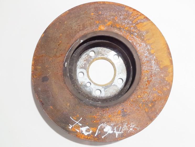 Priekinis stabdziu diskas BMW 5-Series 2012    3.5 ventiliuojamas