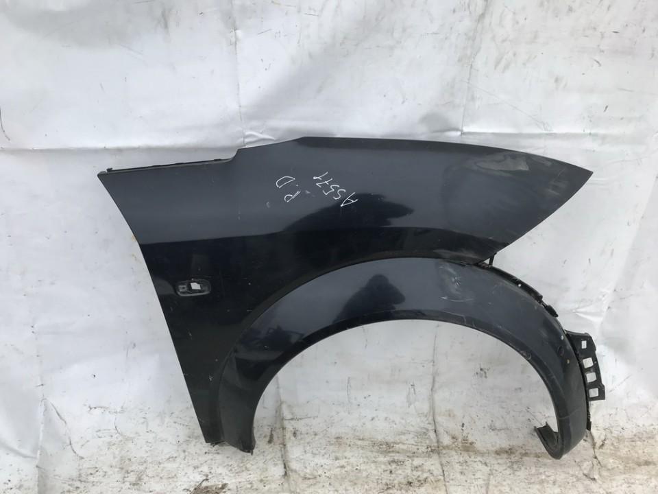 Sparnas P.D. Audi A2 2001    1.4 juoda