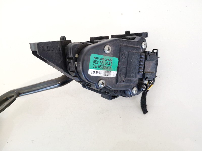 Elektrinis greicio pedalas Audi A4 2005    2.0 8e2721523e