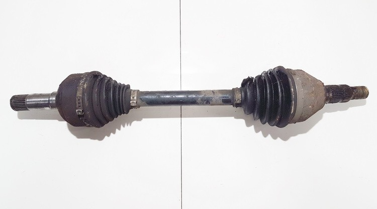 Axles - front left side Opel Insignia 2010    2.0 13219092