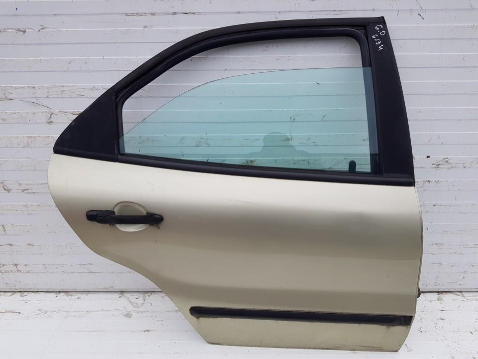 Durys G.D. Fiat Brava 1996    1.9 geltona