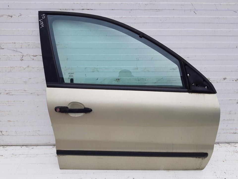 Durys P.D. Fiat Brava 1996    1.9 geltona