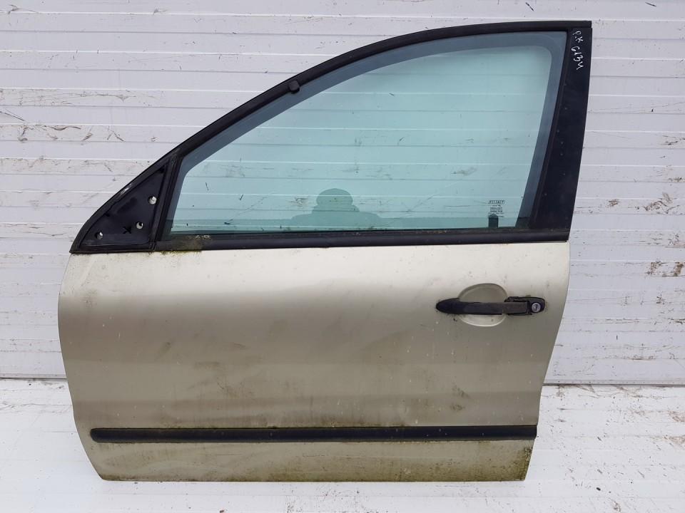 Durys P.K. Fiat Brava 1996    1.9 geltona
