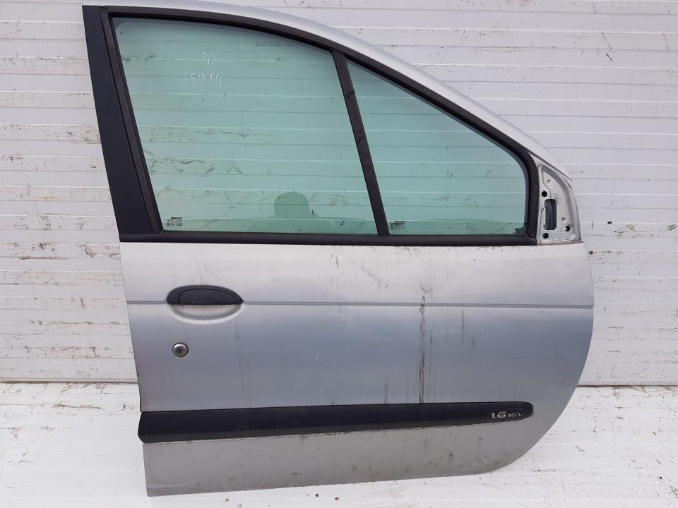 Durys P.D. Renault Scenic 2001    1.6 pilka