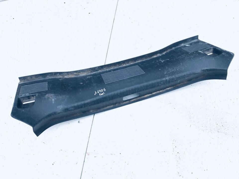 Bagazines vidine apdaila prie spynos Opel Insignia 2010    2.0 13222395