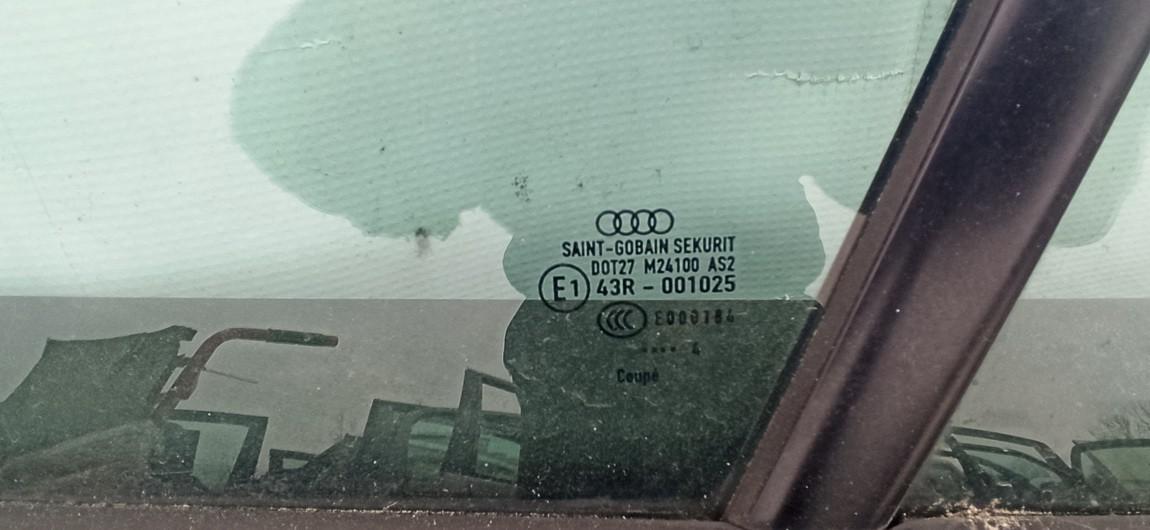 Duru fortkute P.K. Audi TT 2004    1.8 Melyna