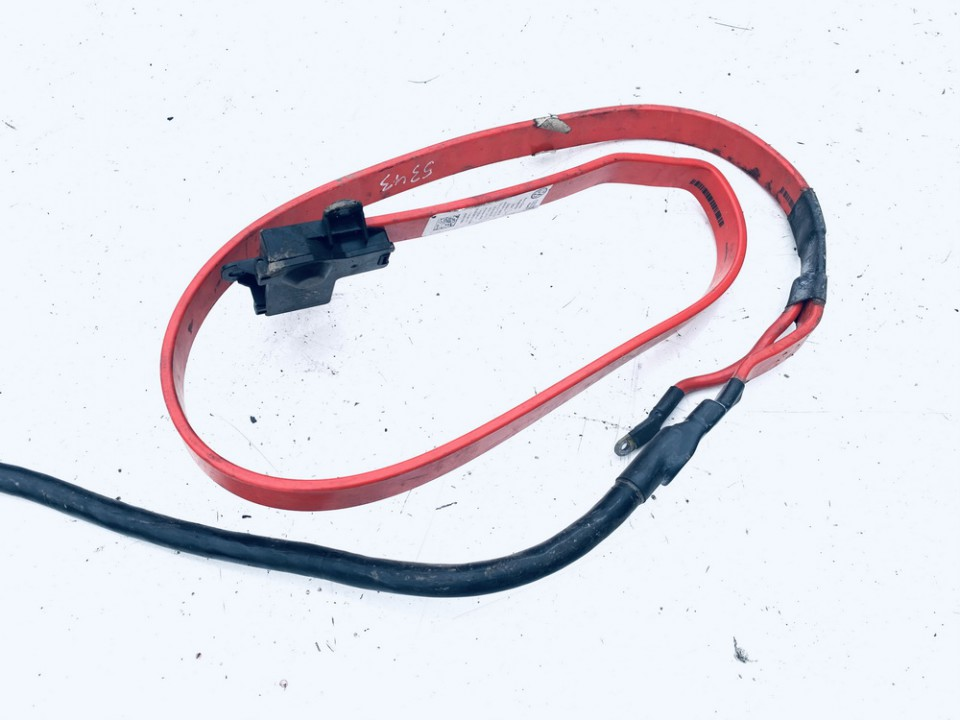 battery terminal Audi A8 2013    4.2 4h4971225a