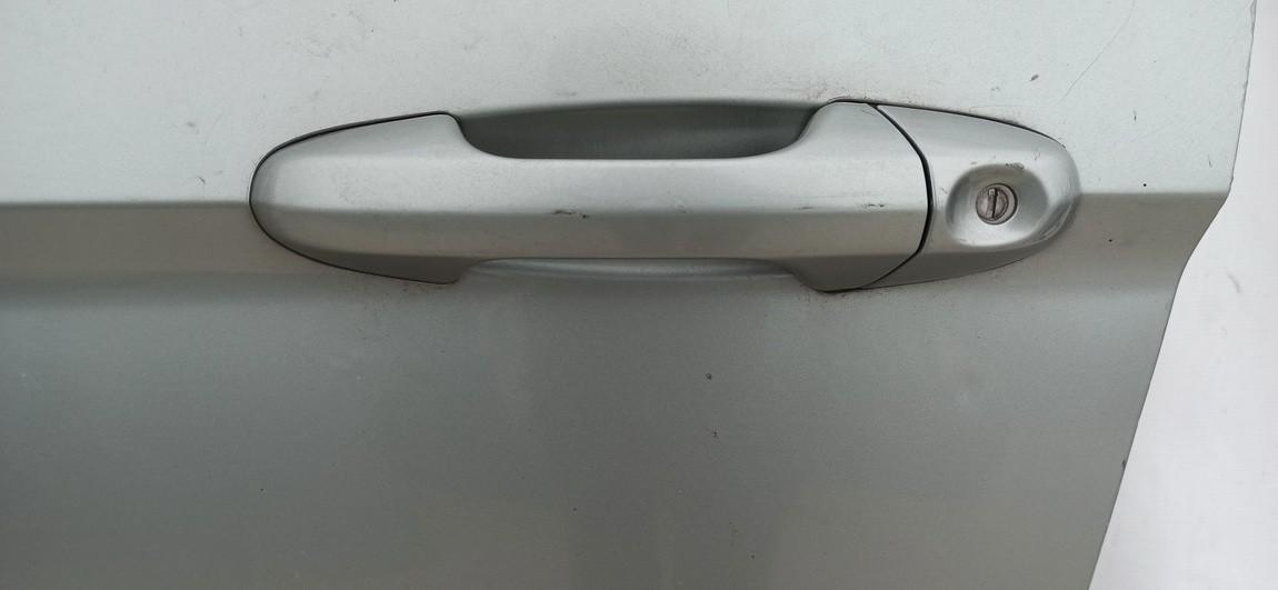 Duru isorine rankenele P.K. Chrysler Pacifica 2004    3.5 Sidabrine