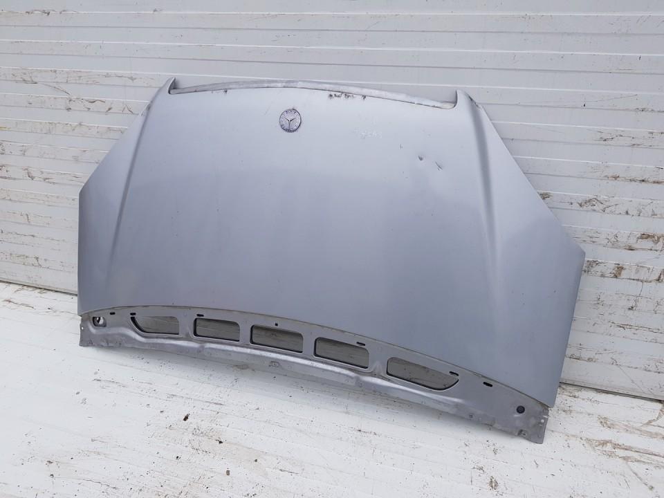 Kapotas (Variklio dangtis) Mercedes-Benz A-CLASS 2005    2.0 sidabrine