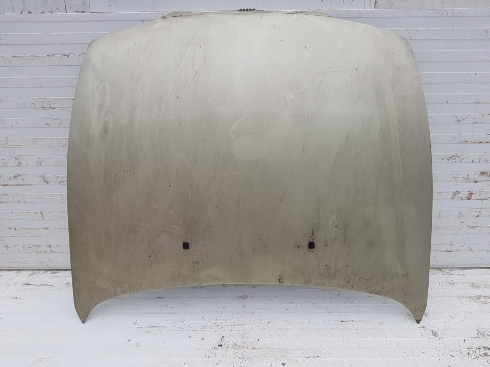 Kapotas (Variklio dangtis) Fiat Brava 1996    1.9 geltona