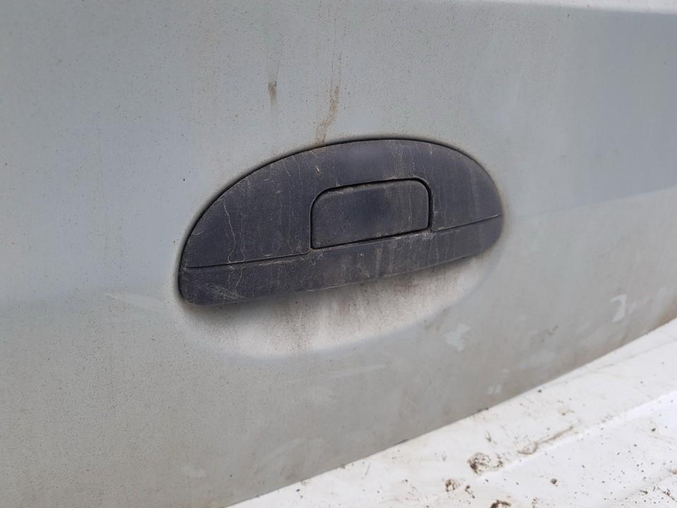 Bagazines atidarymo mygtukas Renault Scenic 2001    1.6 used