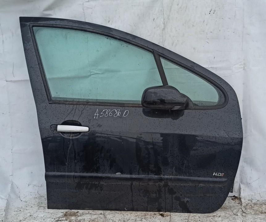 Durys P.D. Peugeot 307 2004    2.0 Juoda