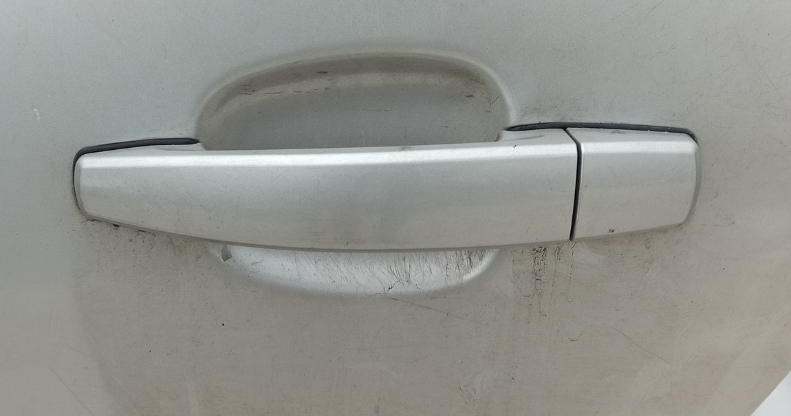 Duru isorine rankenele G.K. Opel Signum 2005    1.9 Pilka