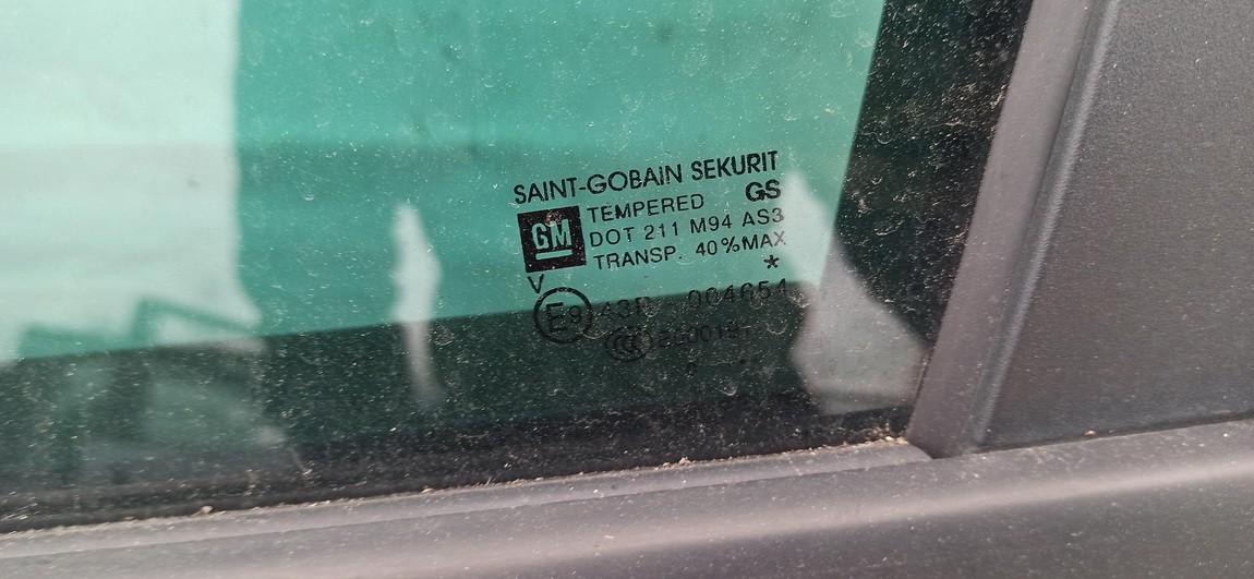 Duru stiklas G.K. Opel Meriva 2011    1.7 Ruda