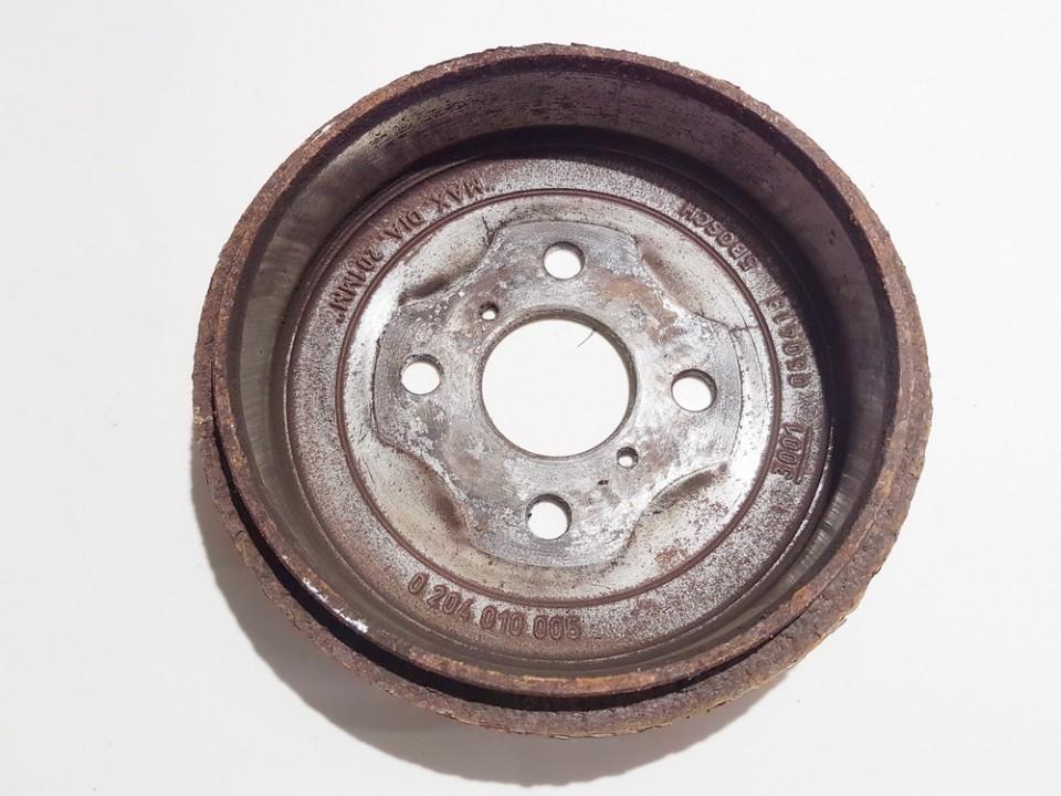 Stabdziu bugnas Toyota Yaris 2005    1.0 0204010005