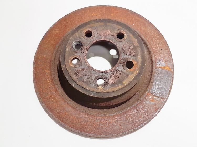 Galinis stabdziu diskas Ford Mondeo 2009    1.8 neventiliuojamas