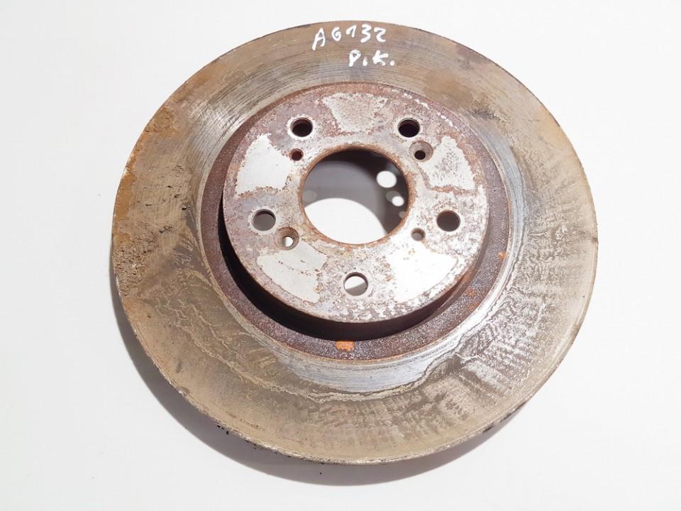 Brake Disc - front ventiliuojamas used Acura MDX 2002 3.5