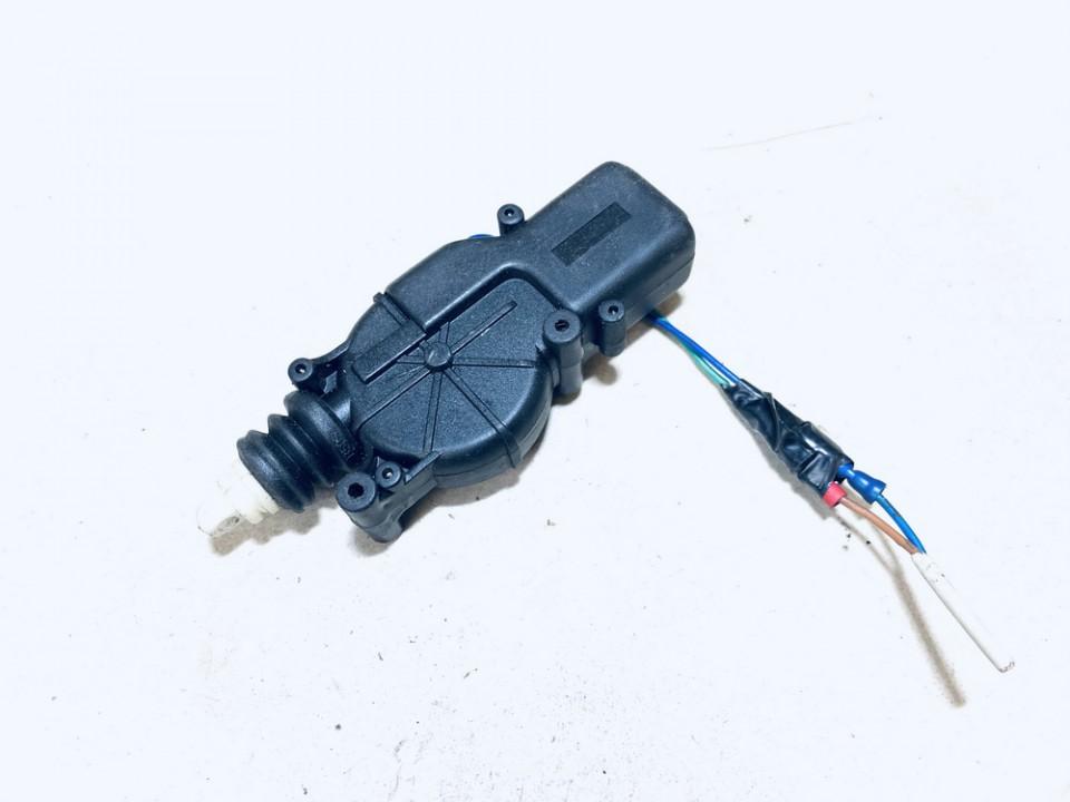 Kuro bako dangtelio varikliukas (uzrakto varikliukas) Volkswagen Polo 2004    1.9 used