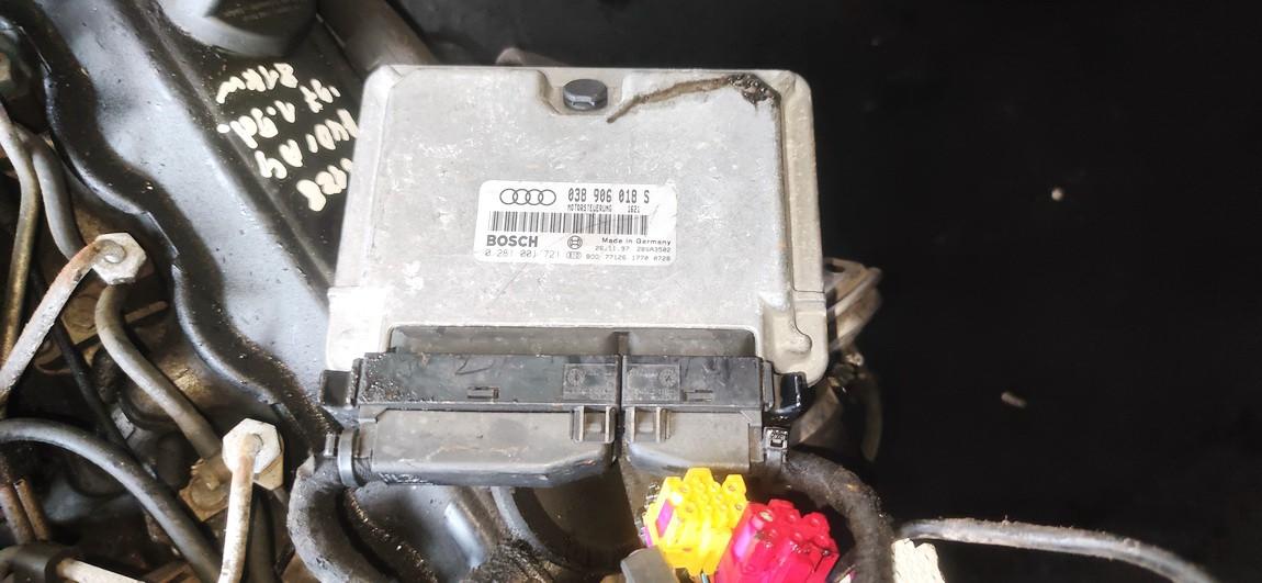 Variklio kompiuteris Audi A4 1997    1.9 038906018S