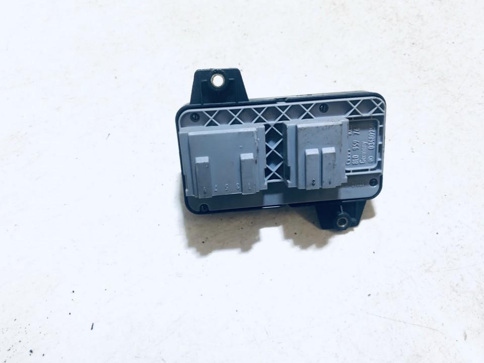 Sedynes kontroles mygtukas Audi A6 1999    2.5 8l0959766