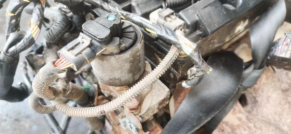 EGR voztuvas Peugeot 407 2005    2.0 9709716452P