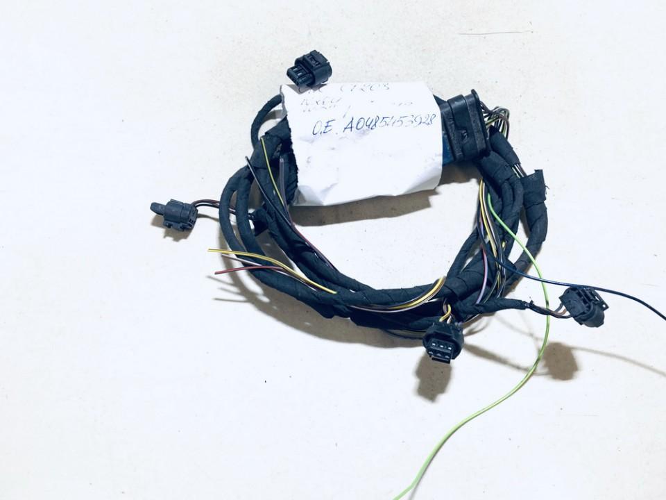 Parktronic wires (Park sensor harness) Mercedes-Benz CLC-CLASS 2009    0.0 a0485453928