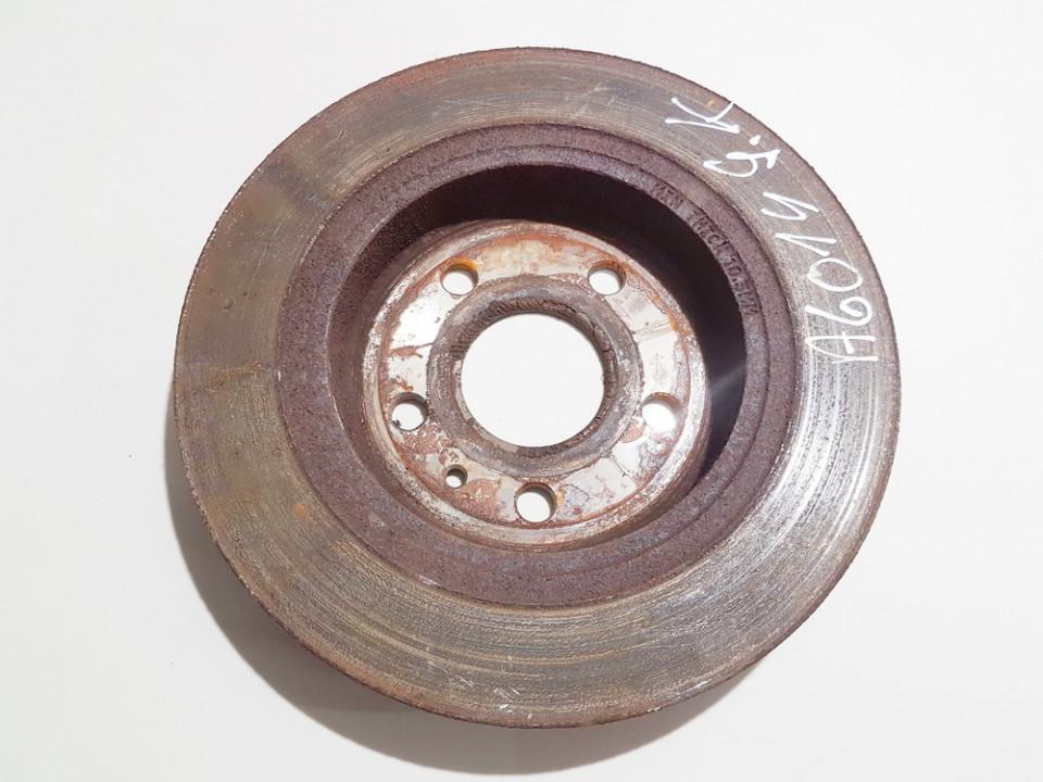 Galinis stabdziu diskas Opel Insignia 2009    1.8 neventiuojamas
